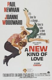 Poster A New Kind of Love