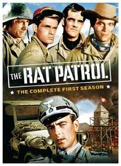 "Poster ""The Rat Patrol"""