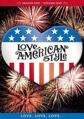 """Poster """"Love, American Style"""""""