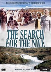 Poster The Search for the Nile