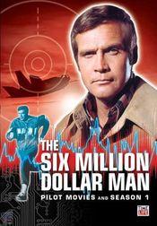 Poster The Six Million Dollar Man
