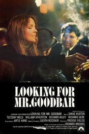 Poster Looking for Mr. Goodbar