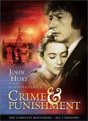 """Poster """"Crime and Punishment"""""""