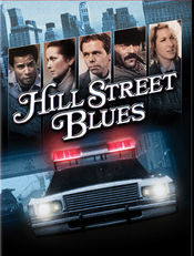 Poster Hill Street Blues