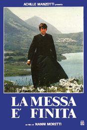 Poster La messa è finita