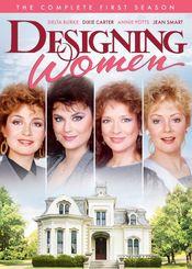 """Poster """"Designing Women"""""""