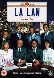Poster L.A. Law
