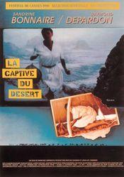 Poster Captive du désert, La