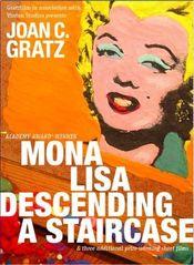 Poster Mona Lisa Descending a Staircase
