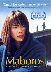 Poster Maboroshi no hikari