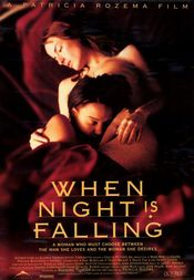 Poster When Night Is Falling