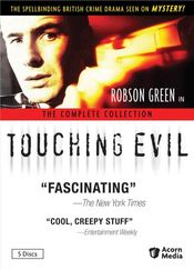 """Poster """"Touching Evil"""""""