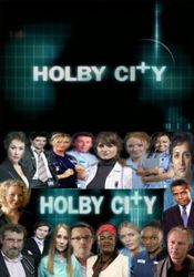 Poster Holby City