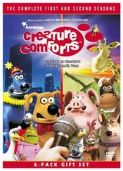 """Poster """"Creature Comforts"""""""