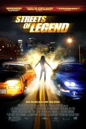 Poster Streets of Legend