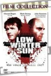 Poster Low Winter Sun