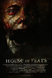 Poster House of Fears