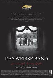 Poster Das weiße Band - Eine deutsche Kindergeschichte