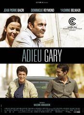 Poster Adieu Gary