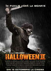 Poster H2: Halloween 2