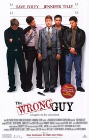 Poster The Wrong Guy