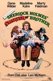 Poster The Adventure of Sherlock Holmes' Smarter Brother