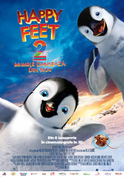 Poster Happy Feet Two