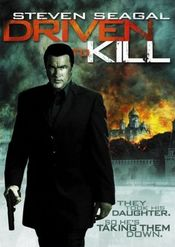 Poster Driven to Kill