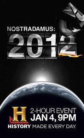 Poster Nostradamus: 2012