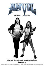 Poster Anvil! The Story of Anvil