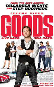 Poster The Goods: Live Hard, Sell Hard