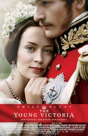 Poster The Young Victoria