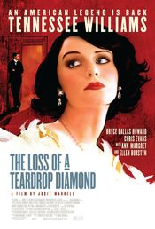 Poster The Loss of a Teardrop Diamond