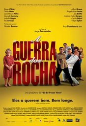 Poster A Guerra dos Rocha
