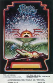 Poster Pacific Vibrations