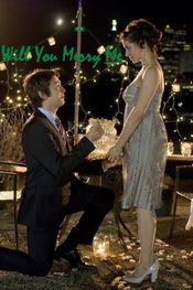 Poster Will You Merry Me