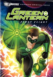 Poster Green Lantern: First Flight