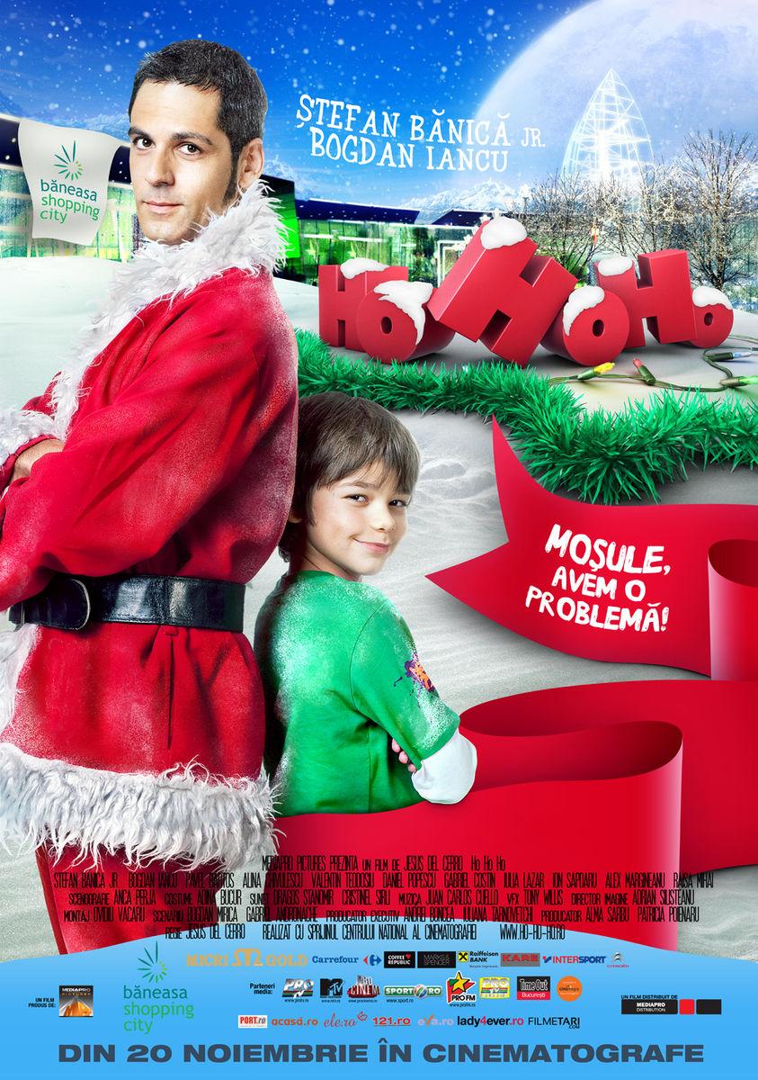 Ho Ho Ho (2009) film Romanesc