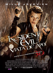Poster Resident Evil: Afterlife