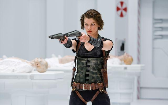 Film - Resident Evil : Viața de apoi