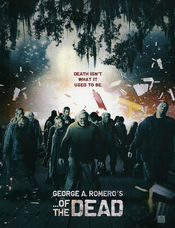Poster Survival of the Dead