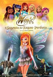Poster Winx Club: Il segreto del Regno Perduto