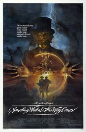 Poster Something Wicked This Way Comes