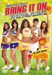 Poster Bring It On: Fight to the Finish