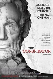 Poster The Conspirator