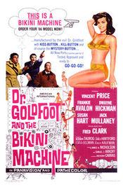 Poster Dr. Goldfoot and the Bikini Machine