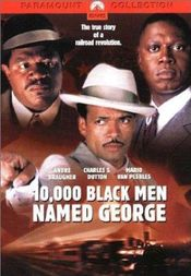 Poster 10,000 Black Men Named George
