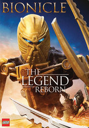 Poster Bionicle: The Legend Reborn
