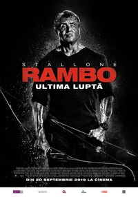 Poster RAMBO: ULTIMA LUPTA