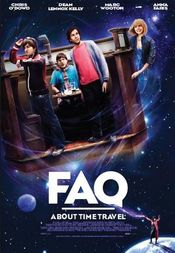Poster Frequently Asked Questions About Time Travel